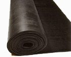 Black 5mm Polyurethane Full Roll 2.4m x 0.5m Wide